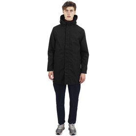Welter Shelter Terror Weather Spoiler Jacket Men, black